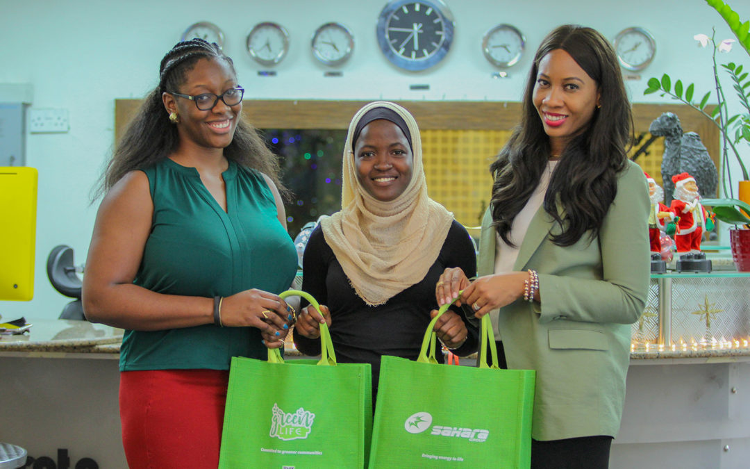 Sahara Group Promotes Clean Shopping at Christmas